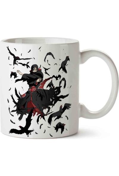 Art Hediye Uchiha Itachi Naruto Kupa Bardak