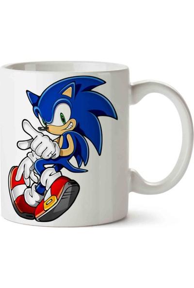 Art Hediye Sonic Koşu Kupa Bardak