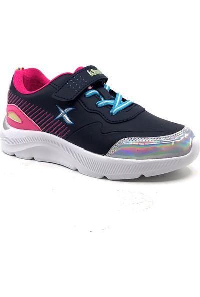 Kinetix Roars Laci Fuşya Günlük Kız Çocuk Spor Ayakkabı