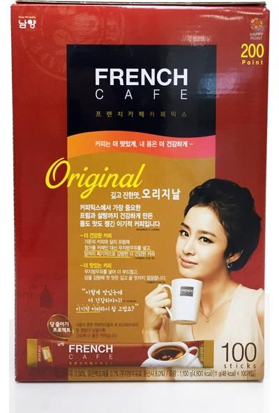 French Cafe Kore Kahve French Cafe Original 3ü1 Arada 100'LÜK