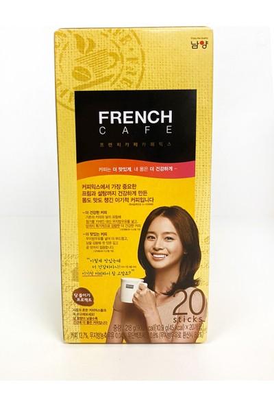 French Cafe Kore Kahve French Cafe 3ü1 Arada 20'lik