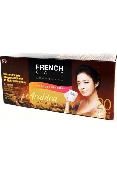 French Cafe Kore Kahve French Cafe Arabica 3ü1 Arada 20'lik