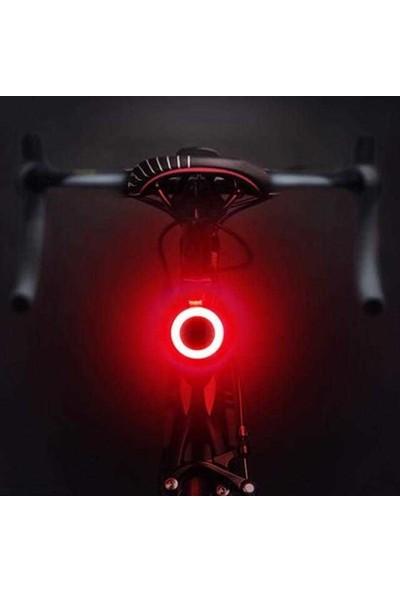 Pozitif Bisiklet Farı Kompakt Parlak YD-001