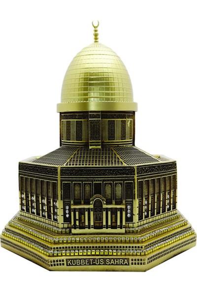 Sağlam Altın Kubbetüs Sahra Maket