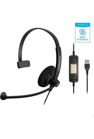 Sennheiser Sc 30 USB ml Kablolu Çağrı Merkezi Kulaklığı