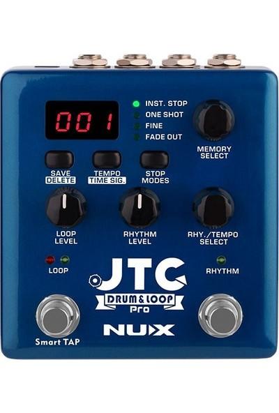 Nux Ndl-5 Jtc Drum & Loop Pro Dual Switch Looper Pedalı