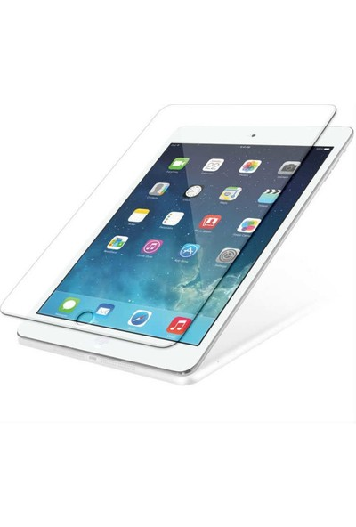 """Redpoloshop iPad 8. Nesil 10.2""""2020 Versiyon Temperli Cam Ekran Koruyucu"""