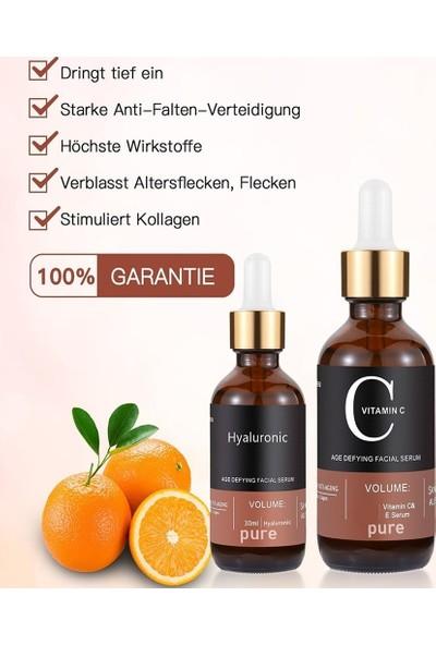 Pure Vitamin C + Hyaluronic Acid Serum NB56