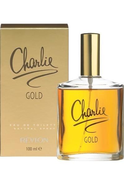 Revlon Charlie Gold Edt 100 ml Kadın Parfümü