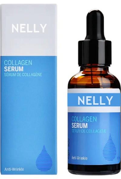 Nelly Yaşlanma Karşıtı Kolejen Serum 30 ml HBG88