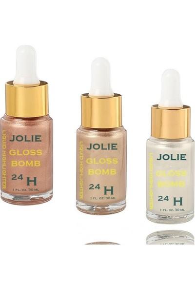 Jolie Kadın 3 Adet Higlighter Set JL22