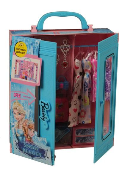 Hepsilazım Barbie Beauty Sonsuz Gardrop Oyuncak
