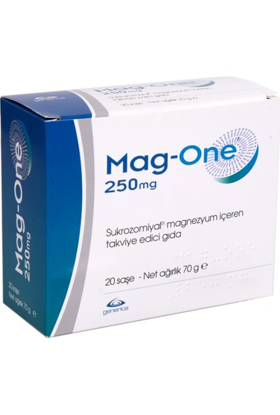 Generica Mag-One 20 Saşe