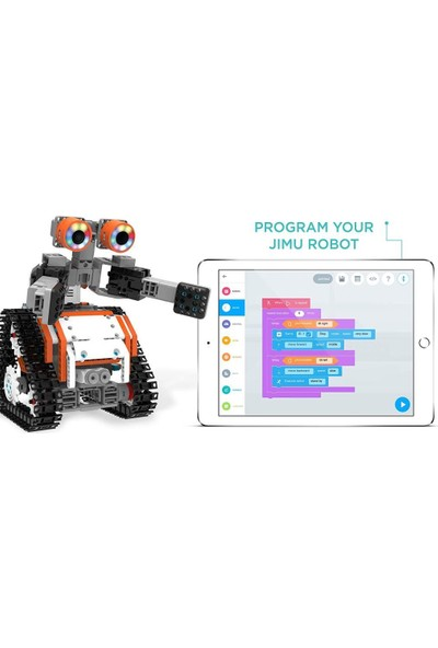 Ubtech Jimu Robot Astrobot Serisi: Cosmos Kiti