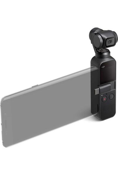Dji Osmo Pocket - Entegre Kamera 12MP ile Elde Taşınabilir