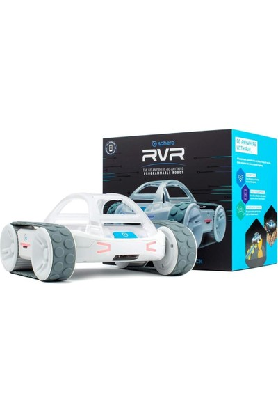 Sphero Rvr: All-Terrain Programlanabilir Kodlama Robotu
