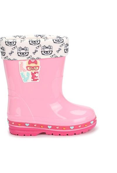 Gezer 00575-560 Yağmur Su Geçirmez Kız Çocuk Çizme Bot