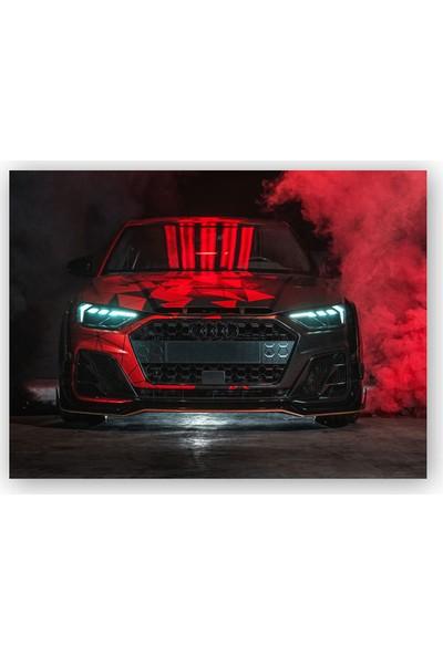 Caka Tablo Ahşap Tablo Audi A1 ABT Sportsline