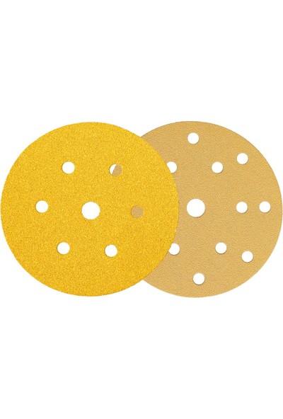 Mirka 2362809910 Mirka Gold Zımpara 150MM Cırt 7d P100, 100LÜ Paket