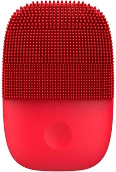 Xiaomi Inface Sonic Yüz Temizleme ve Masaj Cihazı Kırmızı (Distribütör Garantili)