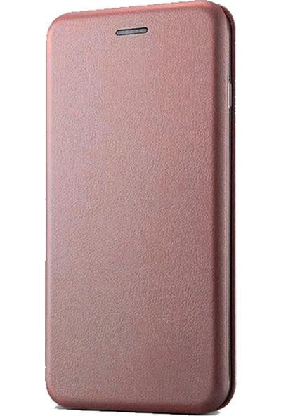Smart Tech Samsung Galaxy J4 Plus Kart Cepli Lüx Cüzdan Kılıf