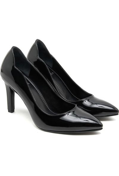Desa Sheima Kadın Rugan Klasik Ayakkabı