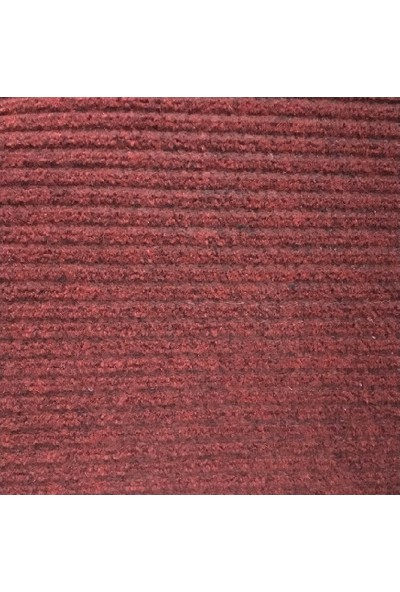 Desibel Akustik Kauçuk Tabanlı Kırımızı Akustik Halı 6 Mm 8 Mm 200 X 100 Cm