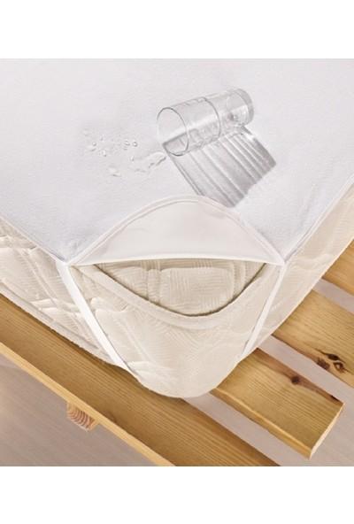 New Home Trends Yusra Ticaret:newhome Çift Kişilik 160X200 Cm. Life Sıvı Geçirmez Alez