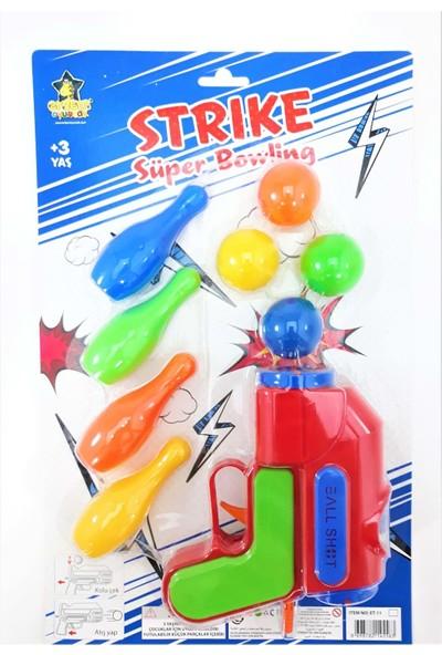 Erdem Oyuncak Rengarenk Süper Bowling Tabancası