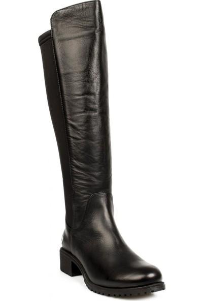 Mammamia D20KC-2040 Deri Kadın Çizme
