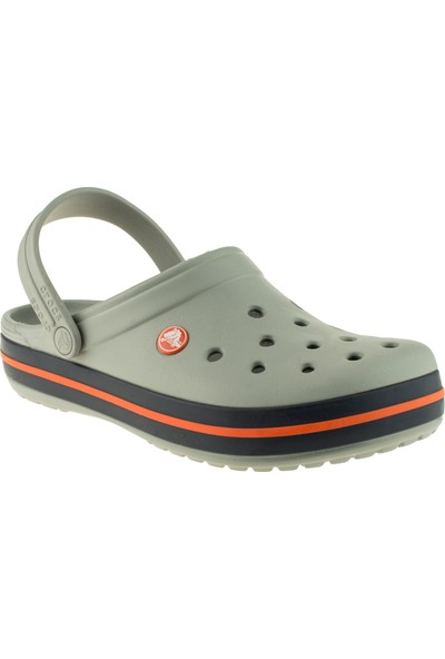 Crocs 11016 Crocband-Siyah Unisex Terlik