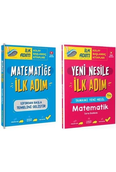 Tonguç Tyt Matematiğe İlk Adım Seti 2 Kitap