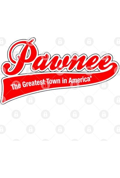 Fizello Pawnee (Parks & Recreation) Kupa Bardak