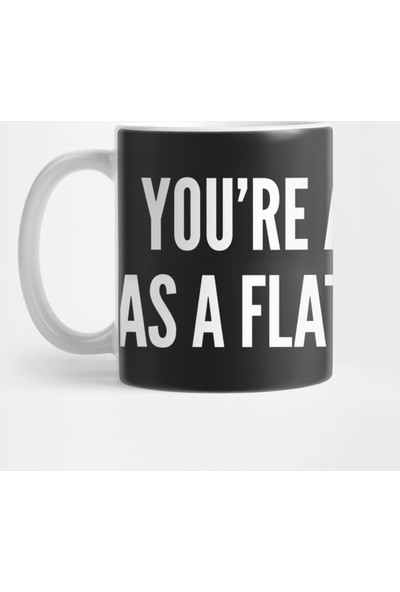 Fizello You'Re As Useful As A Flat Vibrator - Funny Insult Joke Statement Humor Slogan Kupa Bardak