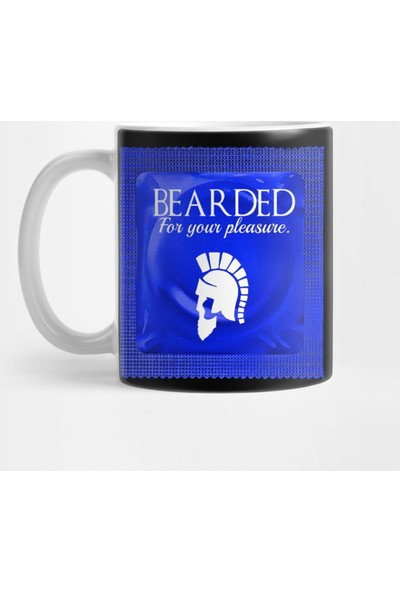 Fizello Bearded For Your Pleasure (Condom) Kupa Bardak