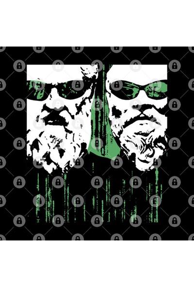 Fizello Plato Socrates Matrix Sunglasses Cave Allegoryfor Philosophers Historians Movie Enthusiasts Tea Kupa Bardak