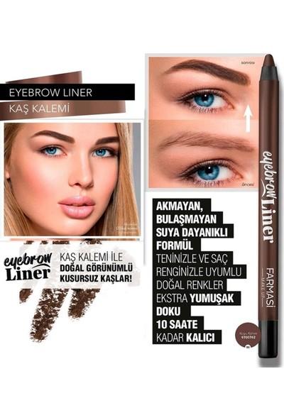 Farmasi Eyebrow Liner Kaş Kalemi - Açık Kahve