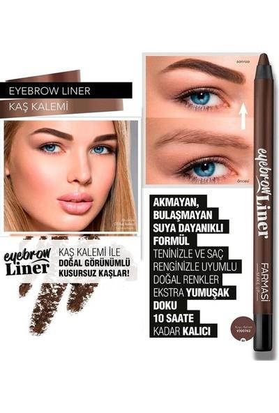 Farmasi Eyebrow Liner Kaş Kalemi - Koyu Kahve