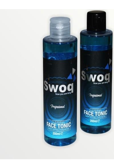 Swoq Yüz Toniği 250 ml - Siyah Nokta Arındırıcı