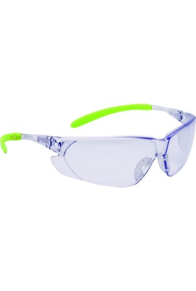 Medop Galia Flex Koruyucu Iş Gözlüğü Şeffaf 912369