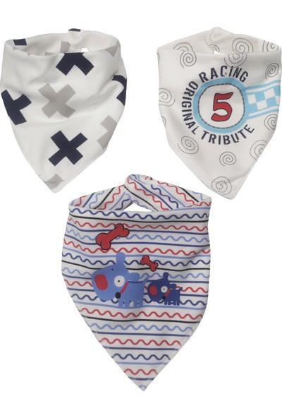 Minitoy Bebek Fular Önlük 3'lü Set X5