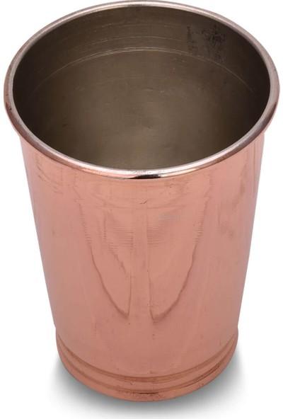Zugazo Parlak Bakır Verona Bardak 420 ml