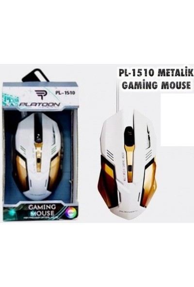 Platoon PL-1510 Oyuncu Mouse
