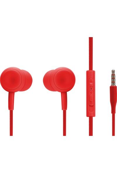 Soultech KK012K Comfort Candy Kulaklık Kırmızı