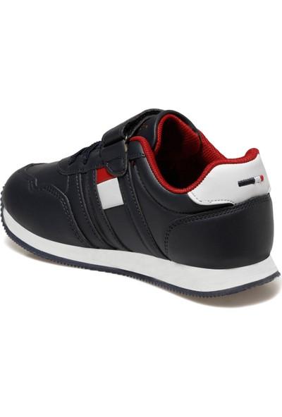 U.S. Polo Assn. Cajun Lacivert Erkek Çocuk Yürüyüş Ayakkabısı