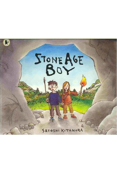 Stone Age Boy - Satoshi Kitamura