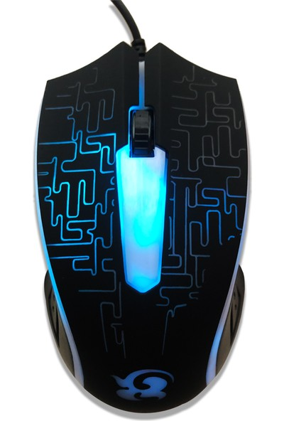 Katsuta T4-5005 Maze LED Işıklı Gaming Oyuncu Mouse