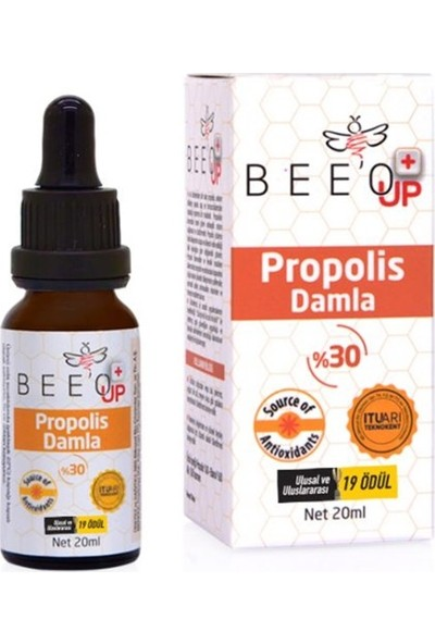 Propolis Damla %30 20 ml