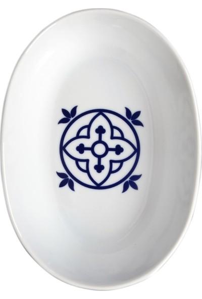 Kütahya Porselen Çerezlik&sosluk&kahvaltılık Porselen 6 Parça 12 cm