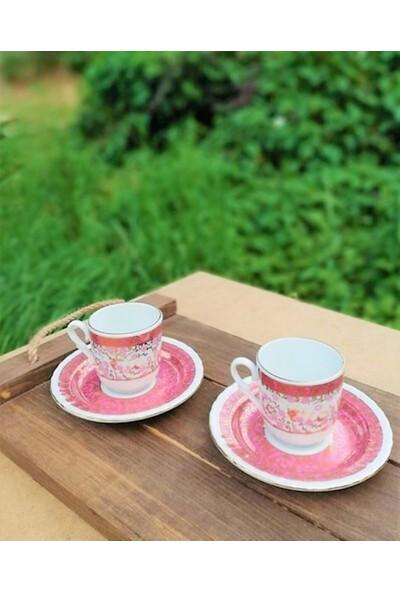 Evanilife Fincan Takımı 2 Kişilik 4 Parça Handmade